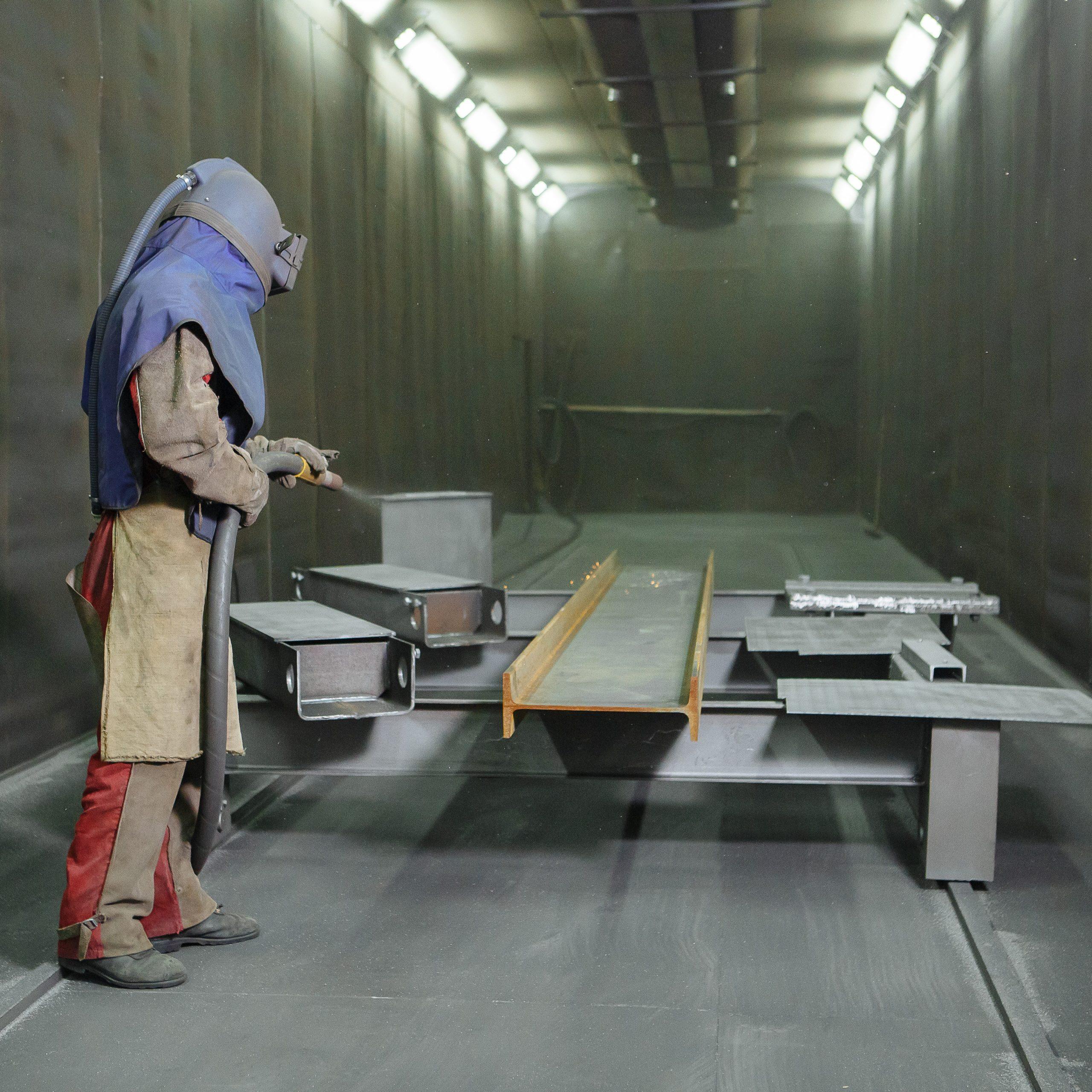 Vađenje kabina za miniranje i eksploziva