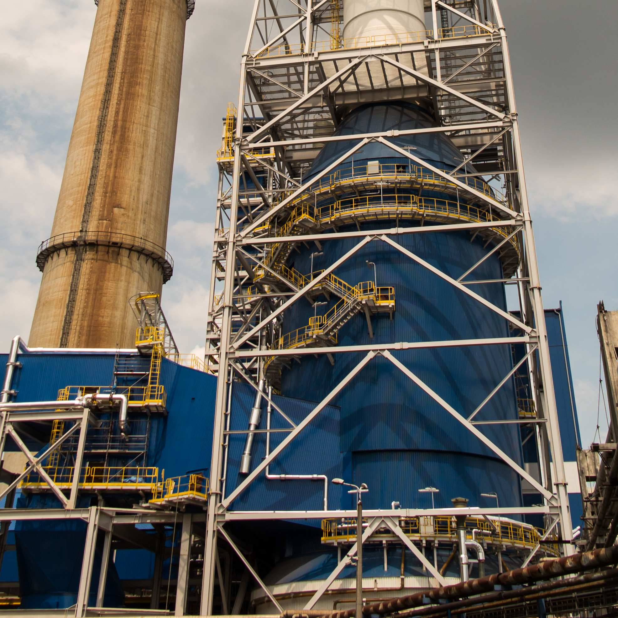 Doziranje aktivnog ugljena u dimne plinove